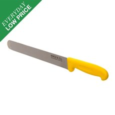 Long Blade Floral Foam Knife Yellow (38cm)
