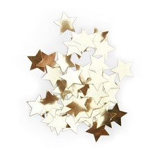 Confetti Star Large 20mm 25g Gold