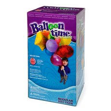 Balloon Time Helium Tank 30 (includes 30 x 9 Balloons)