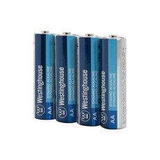 Battery AA Alkaline pk4