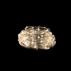 LED Rope Decoration Light (100L 240V 5mmx10mt ) Warm White