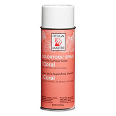 Design Master Spray Coral