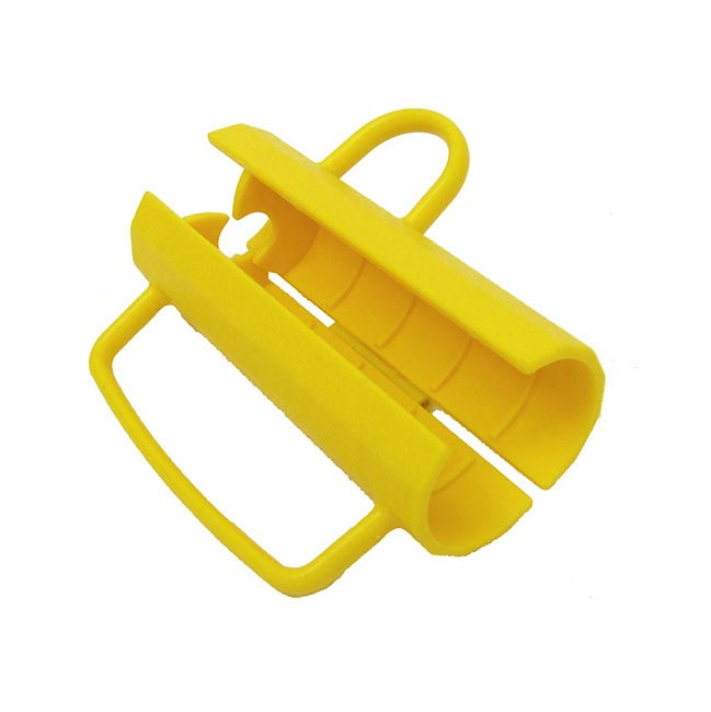 Plastic Wedding Bands >> Rose and Stem Stripper Oasis Plastic - Yellow