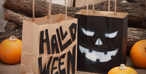 Halloween_Trick or Treat Bags