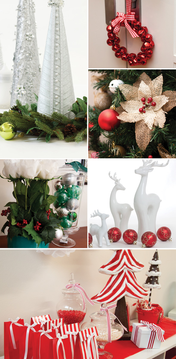 Simple christmas decorating ideas for your office for Xmas office design