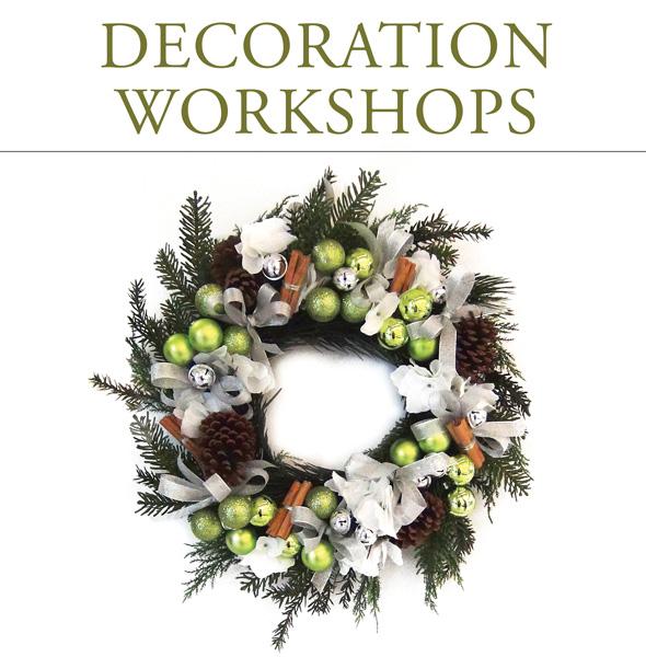 Decoration Workshops