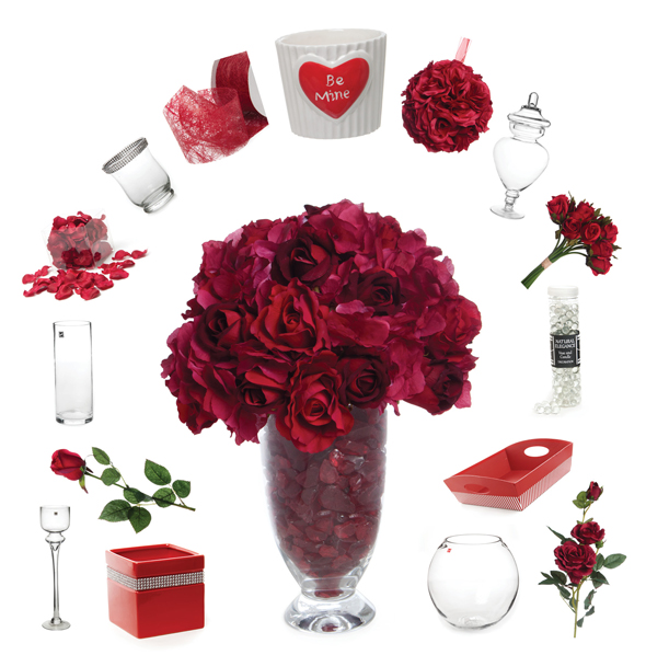 Valentines Gift Ideas Red