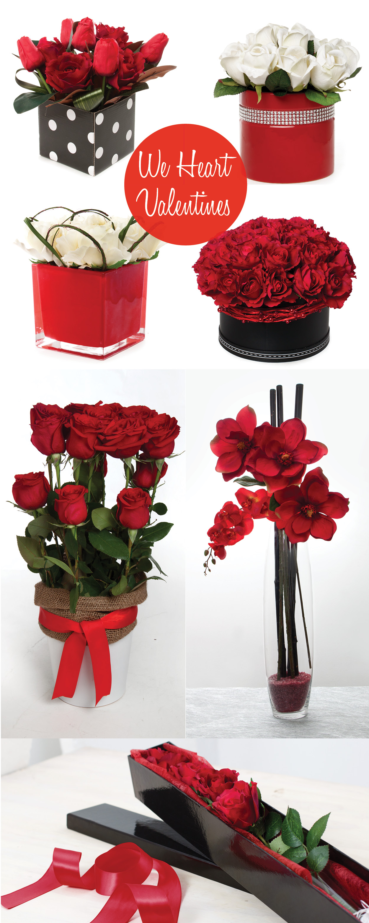 Valentines Gift Ideas Floral