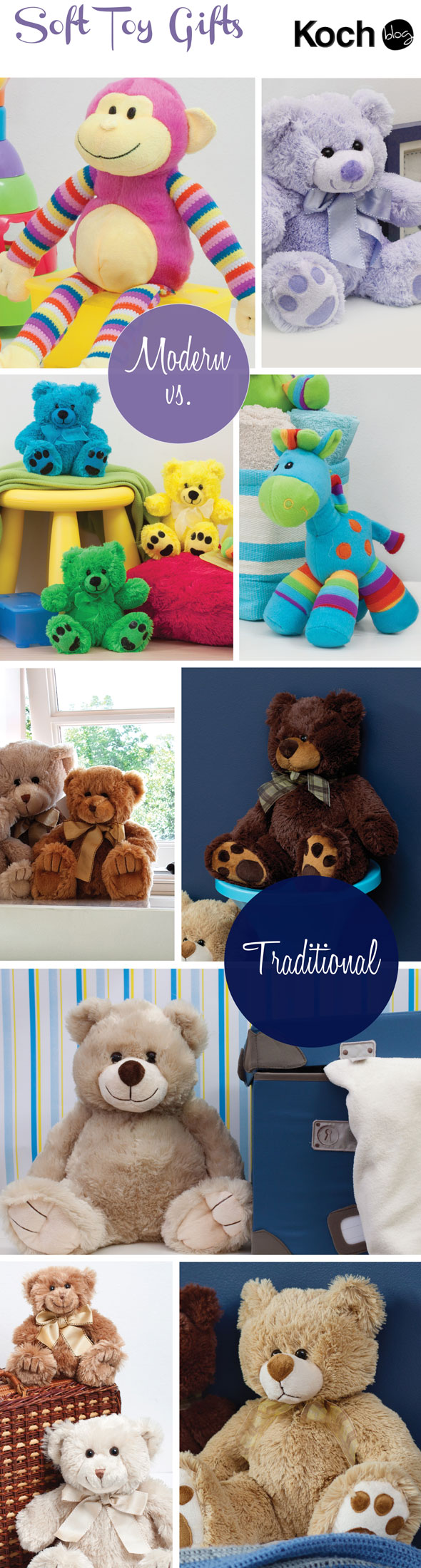Non chocolate easter gifts for kids the koch blog teddy bears for sale modern vs traditional negle Images