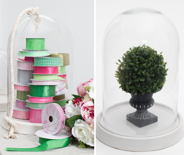 Cloche_Bell_Jar_Ribbons_Topiary