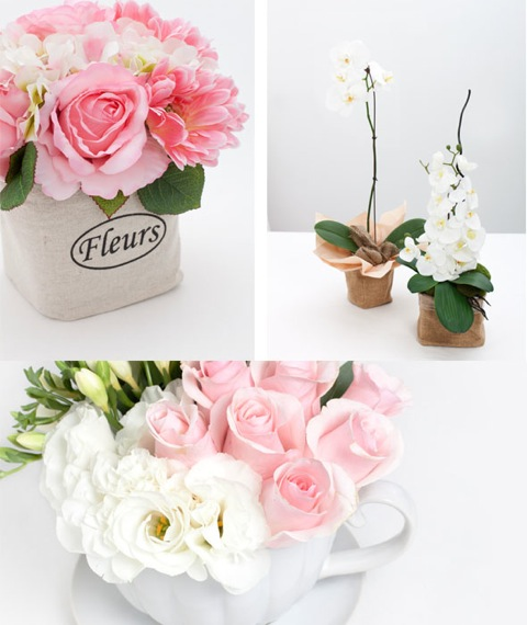 Artificial Flowers Koch & Co