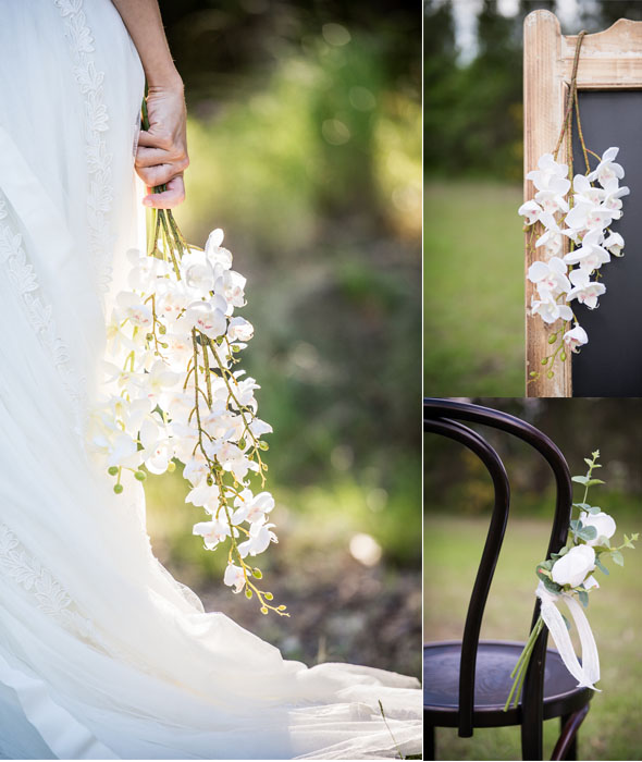 Photo credit: Melissa from Weddings of Desire, David Panek from Luna Imagery, White Weddings and Events