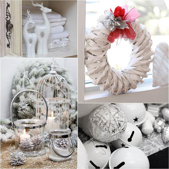 White Theme Christmas