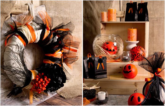 easy to make halloween decorations the koch blog. Black Bedroom Furniture Sets. Home Design Ideas