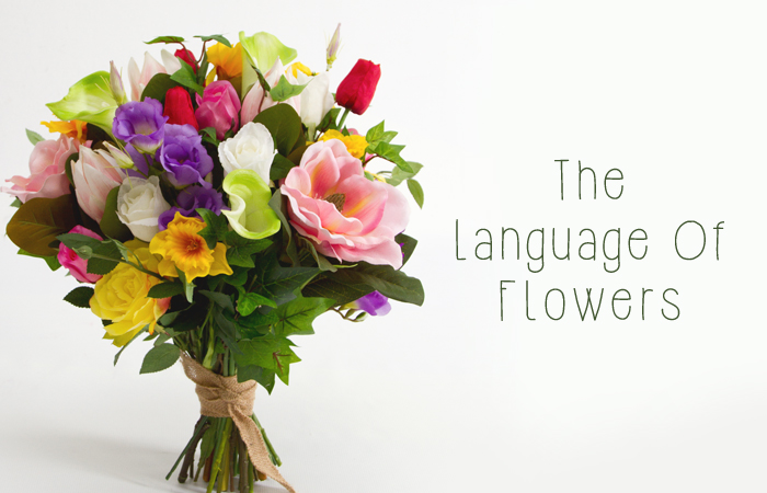 Koch & Co The Language Of Flowers