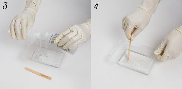 Acrylic Water Step 3 & 4