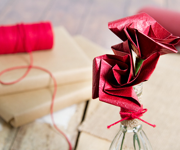 5 Creative Ways To Give Roses On Valentines Day