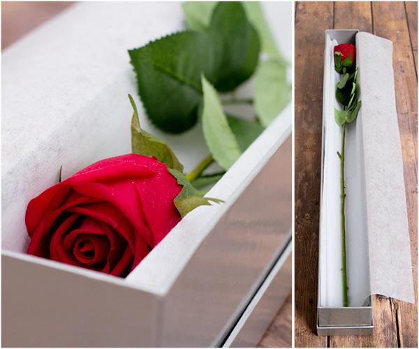 Valentine's Day Rose Box