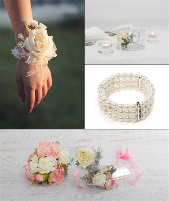 Glamorous and classic corsage for formals the koch blog of course for those of you who are a little more out there and want more glamour go for a corsage that stands out mix artificial flowers with fresh mightylinksfo