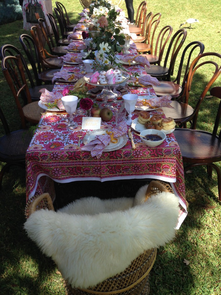 Afternoon Tea Party Decor