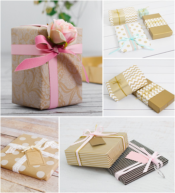 Mothers Day Gift Wrapping Gallery