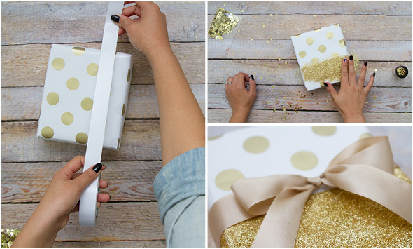 Mothers Day DIY Gift Wrapping Inspiration
