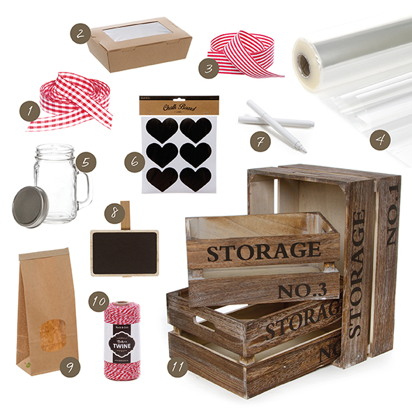 Coffee Hamper DIY Inspiration