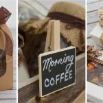 DIY Coffee Hamper Wooden Crates