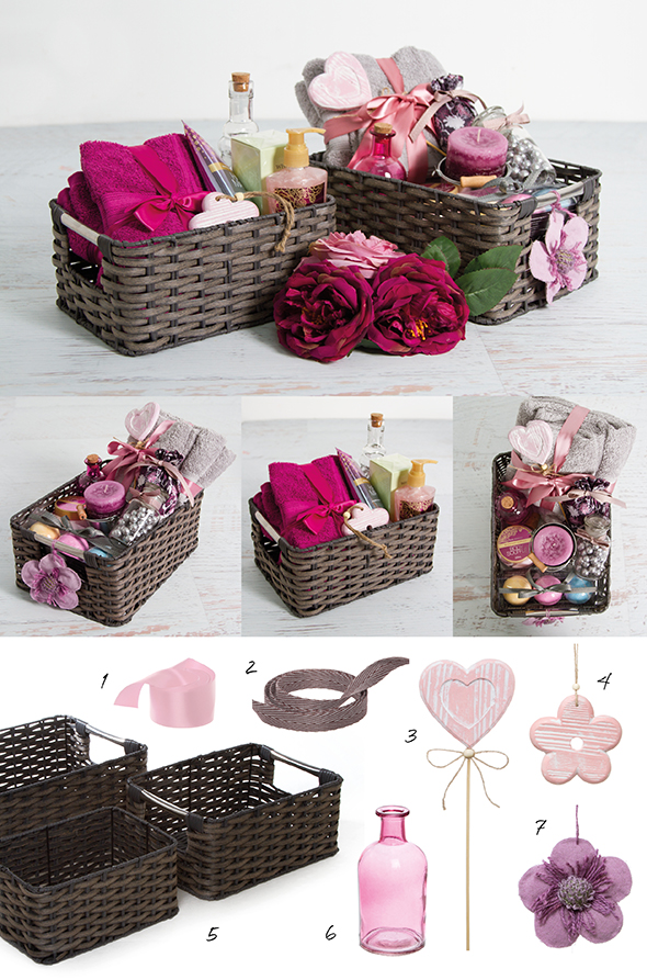 Beauty Gift Basket