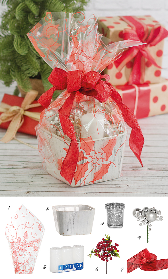 Christmas Hamper Ideas.2 Beautiful Ways To Present Merry Christmas Hampers