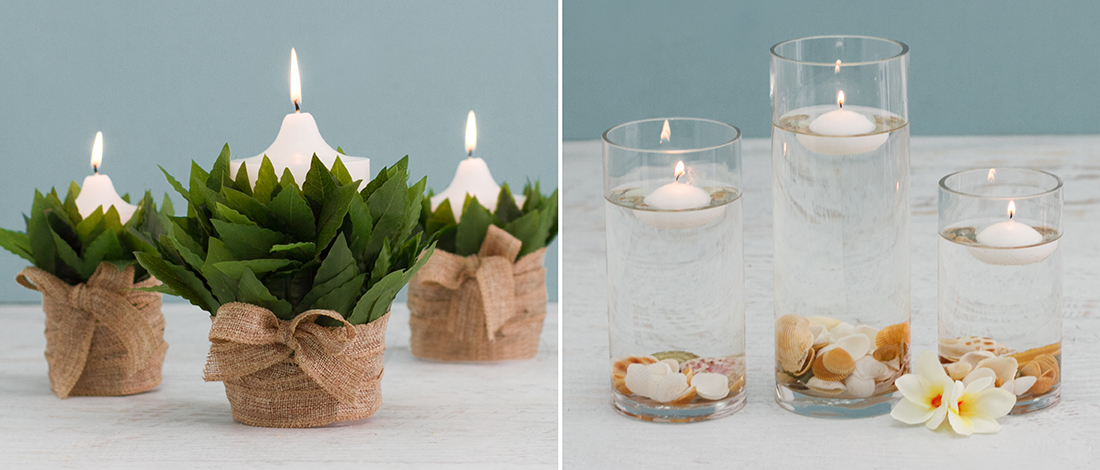 5 DIY Candle Decoration Ideas The Koch Blog