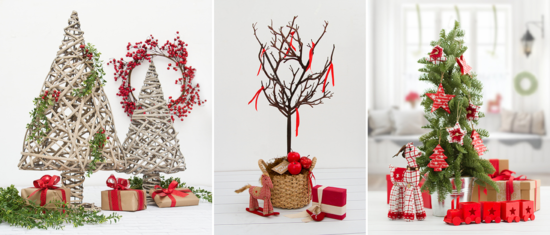 5 Easy And Cheerful Christmas Tree Decoration Ideas