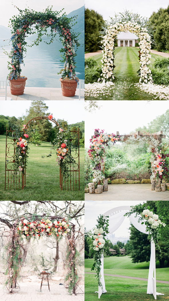 arch wedding decorations wedding arch ideas you ll fall in with the koch 1361