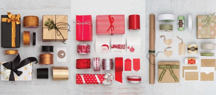Christmas gift wrapping inspiration blog