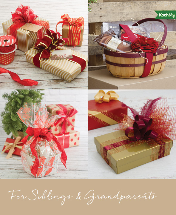Personalised Christmas Gift Wrapping