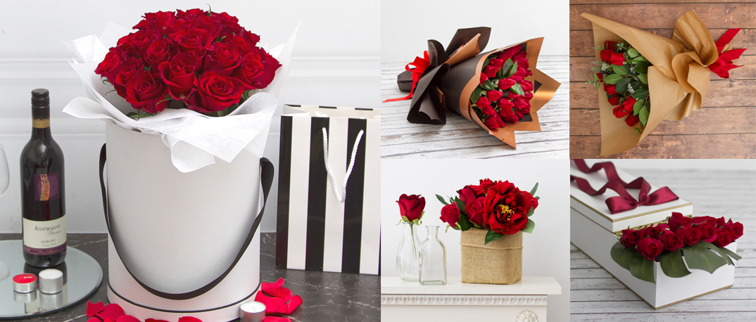 Choosing The Perfect Valentine S Day Flowers The Koch Blog