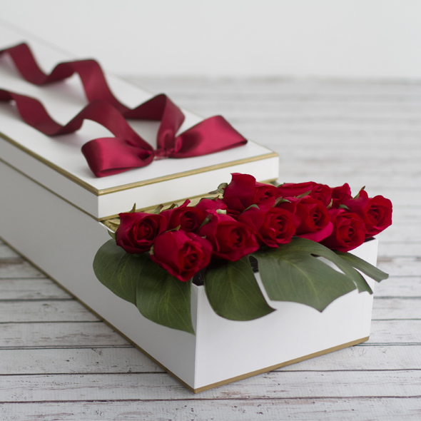 choosing the perfect valentine's day flowers | the koch blog, Ideas