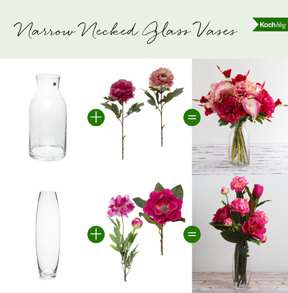 How To Choose The Right Vase For Your Flowers The Koch Blog
