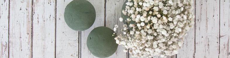 Floral Foam Spheres