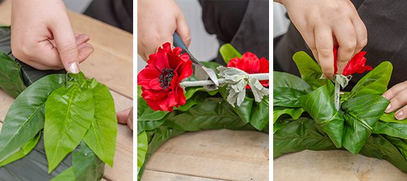 Step By Step 2 Anzac Day Wreath