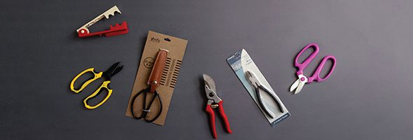 Floristry cutting tools