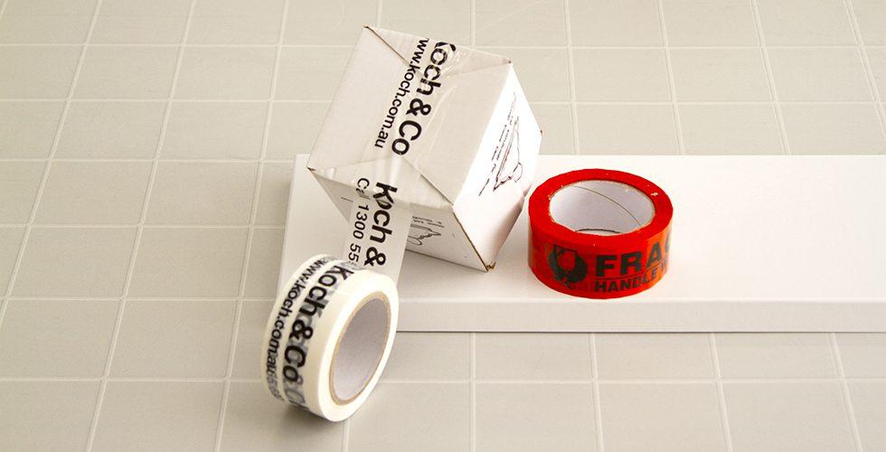 Packaging Tape - Koch & Co Blog
