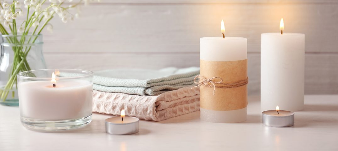 What are some candle burning tips to get the most out of them?