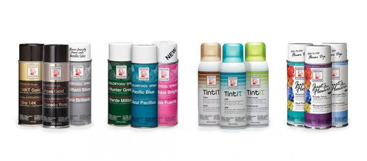 All About Design Master Spray Paint - Koch & Co Blog