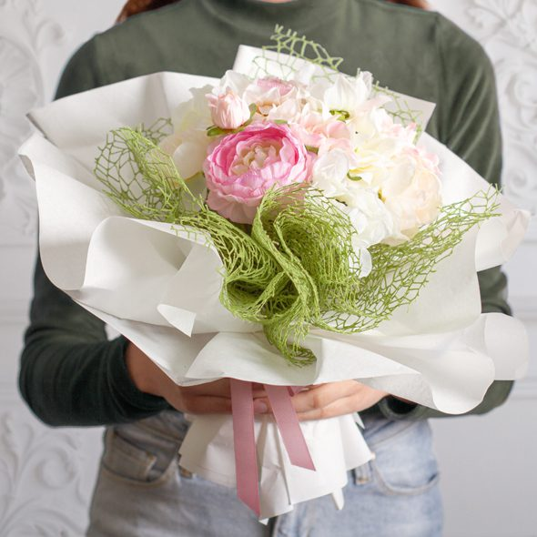 second Pretty Bouquet wrap resized