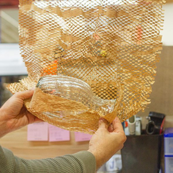 Honeycomb Wrapping 1
