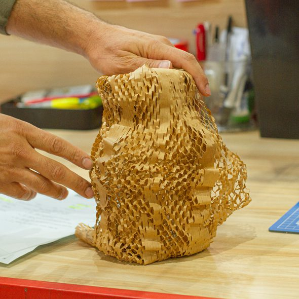 Honeycomb Wrapping 2