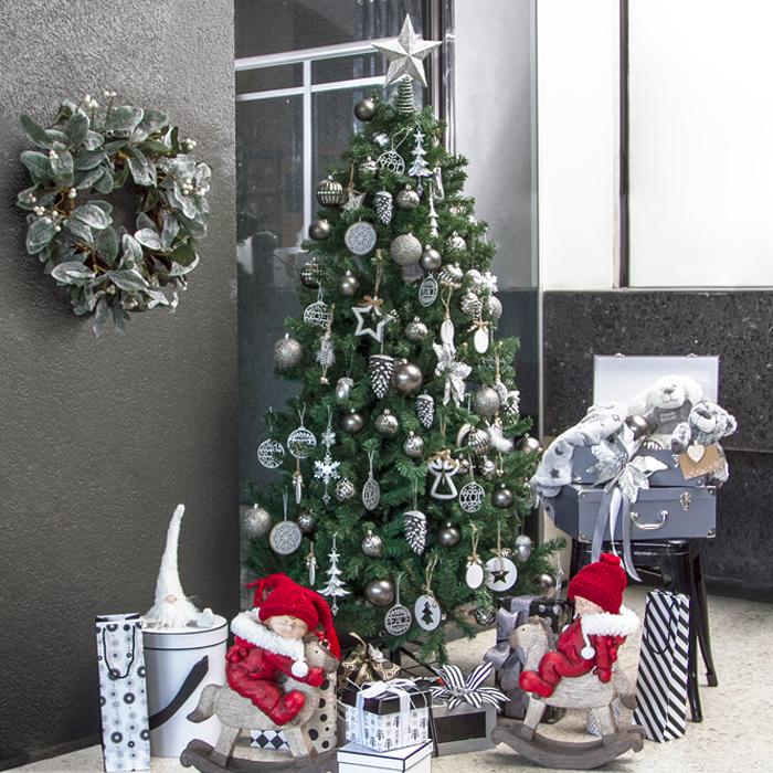 silver christmas
