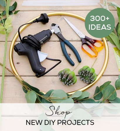 NEW DIY PROJECTS