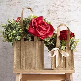 Flower Packaging Boxes & Bags